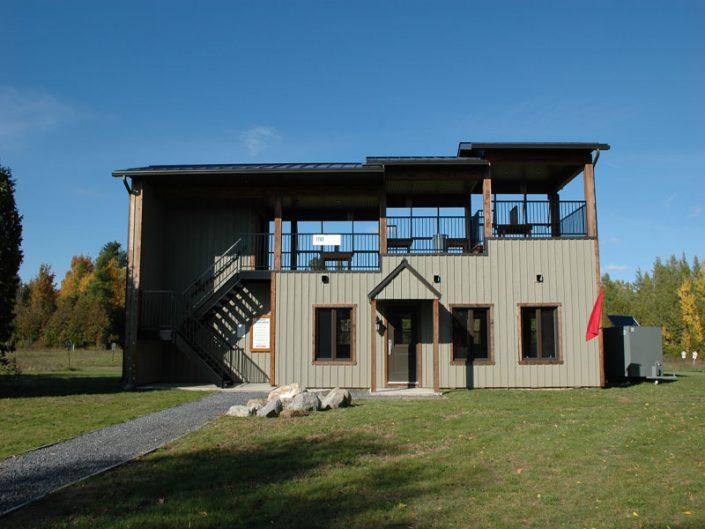 Architecte b timents r cr otouristiques cowansville for Architecte batiment agricole